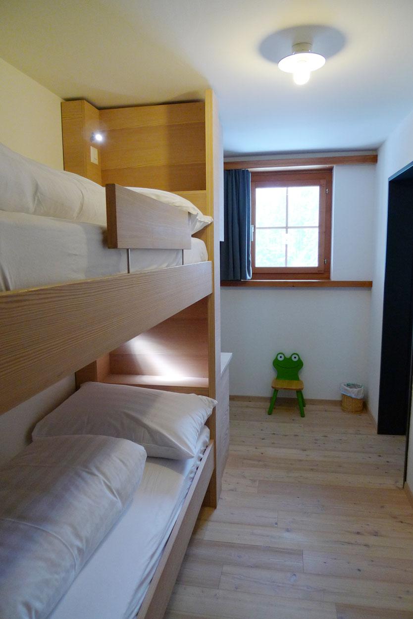Familienfreundliches Hotel Ucliva Skiferien mit Kindern in Graubünden