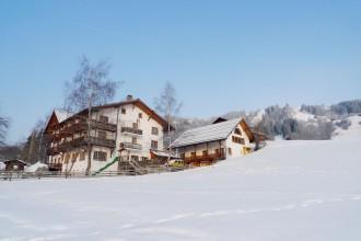 Hotel Ucliva Skiferien mit Kindern in Graubünden