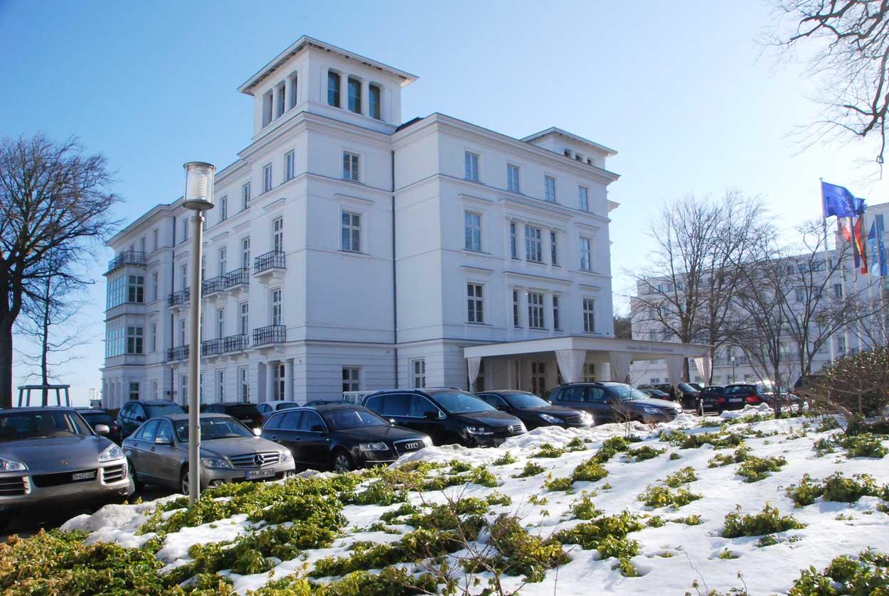 Magazin Des Grand Hotel Heiligendamm