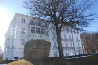 Luxusurlaub an der Ostsee
