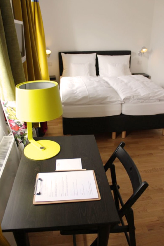 Doppelzimmer Charlottenhof in Ahrenshoop