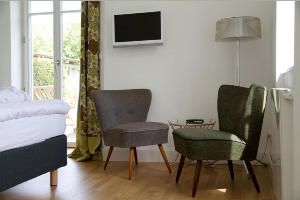 Stuhl und Hocker Charlottenhof in Ahrenshoop