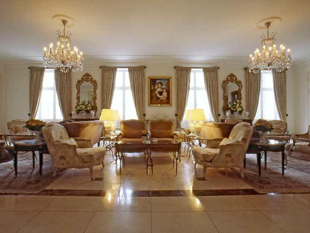 Luxusurlaub an der Ostsee Grand Hotel Heiligendamm Lobby