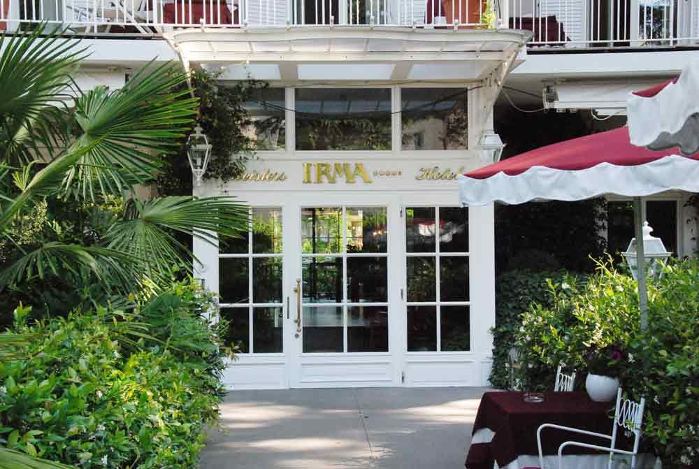 Meisters Hotel Irma Wellnesshotel in Meran
