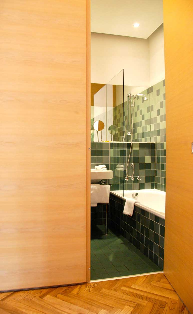 Hollmann Beletage besonderes Hotel für Familien in Wien