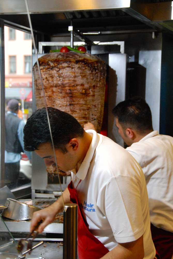Hasir Döner Restaurant in Kreuzberg