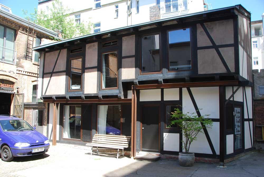 Ferienhaus mitten in Berlin