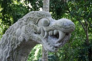 das Landesinnere von Bali entdecken