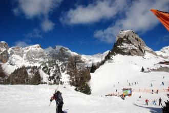 Skifahren lernen am Achensee