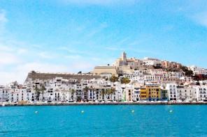 Ibiza chillen statt Party