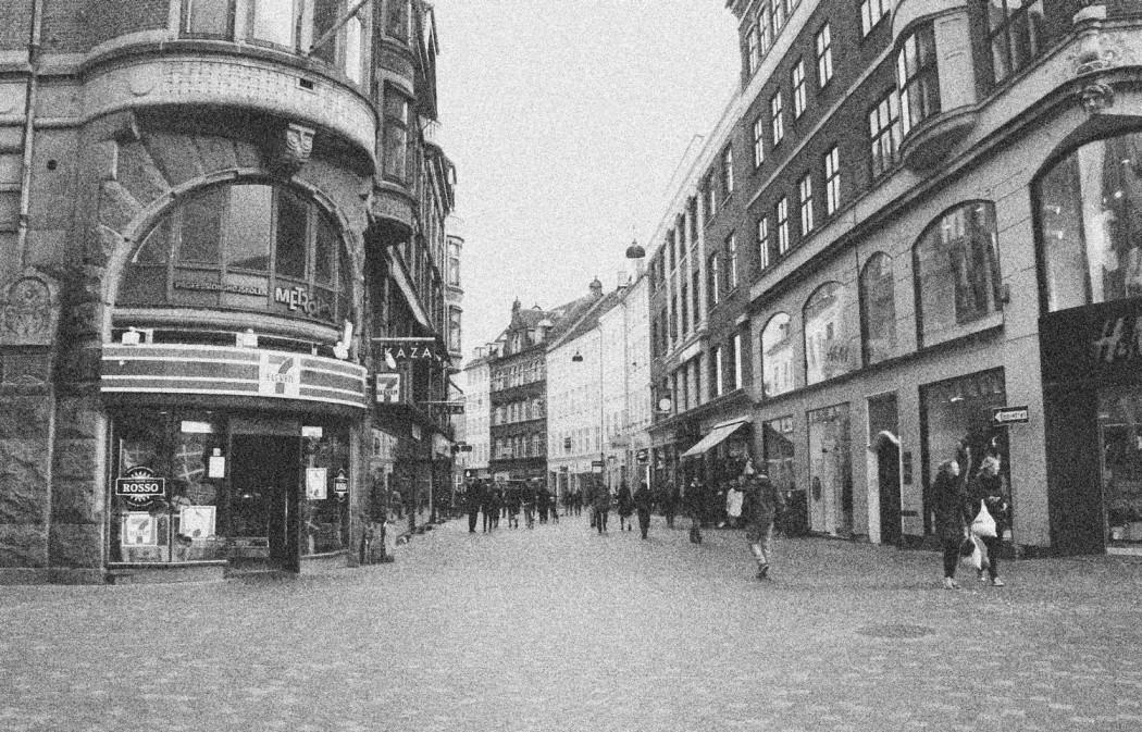 Spaziergang in Kopenhagen