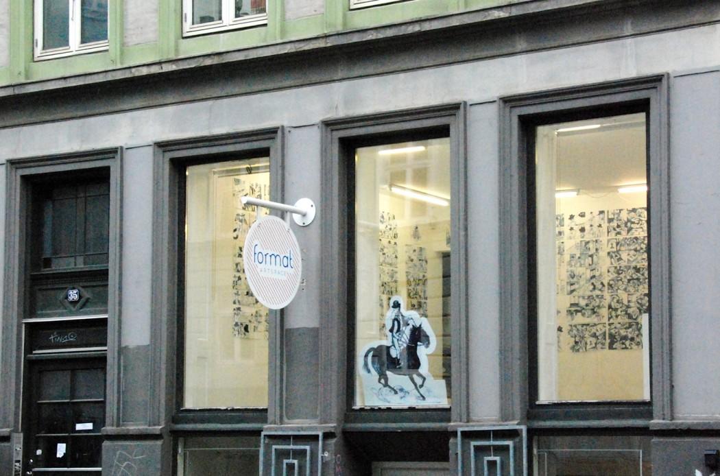Ich mag Kopenhagen und diese Galerie