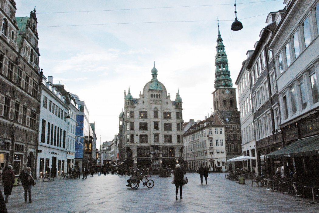 Spaziergang in Kopenhagen Altstadt