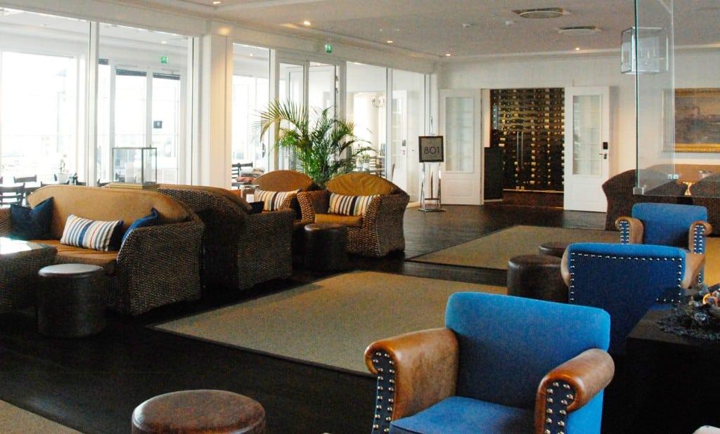 Norwegen Reisetipps Lobby Stotvig Hotel