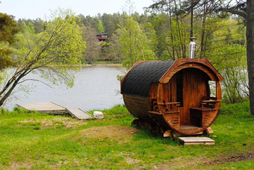 Sauna Südnorwegen Rundreise