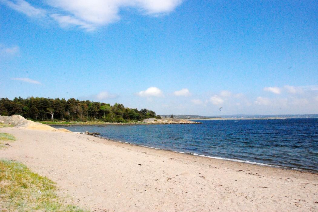 Strand Südnorwegen Rundreise