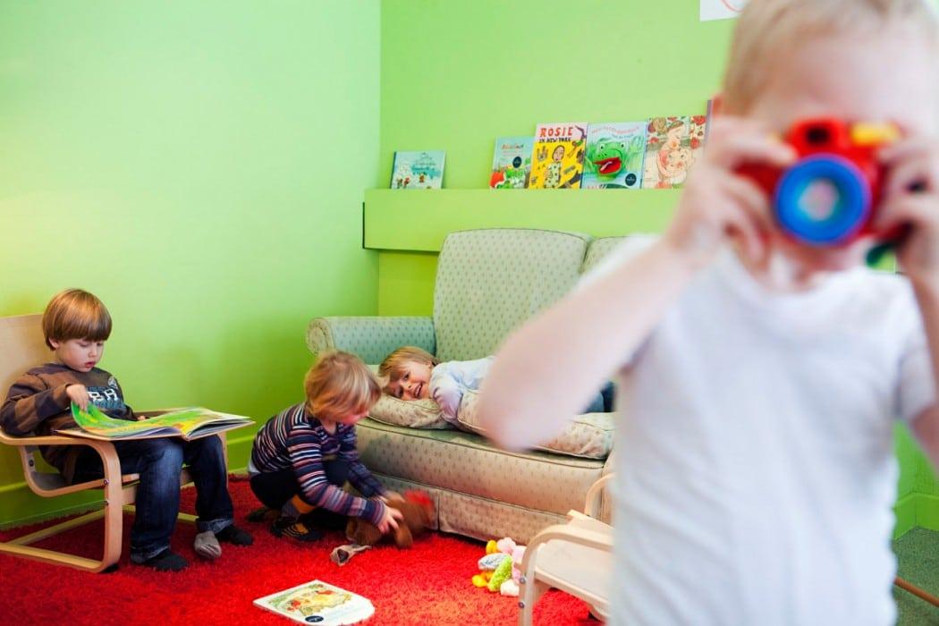 Kinderbetreuung Haus Hirt Hotel für den Skiurlaub mit Kind in Österreich