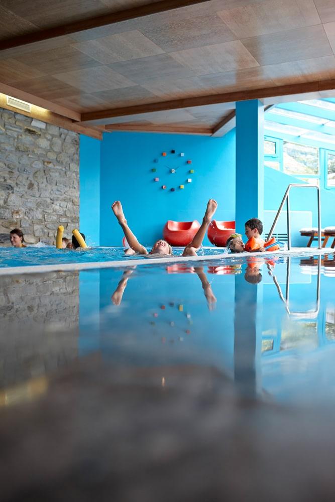 Haus Hirt mit Pool Hotel für den Skiurlaub mit Kind in Österreich
