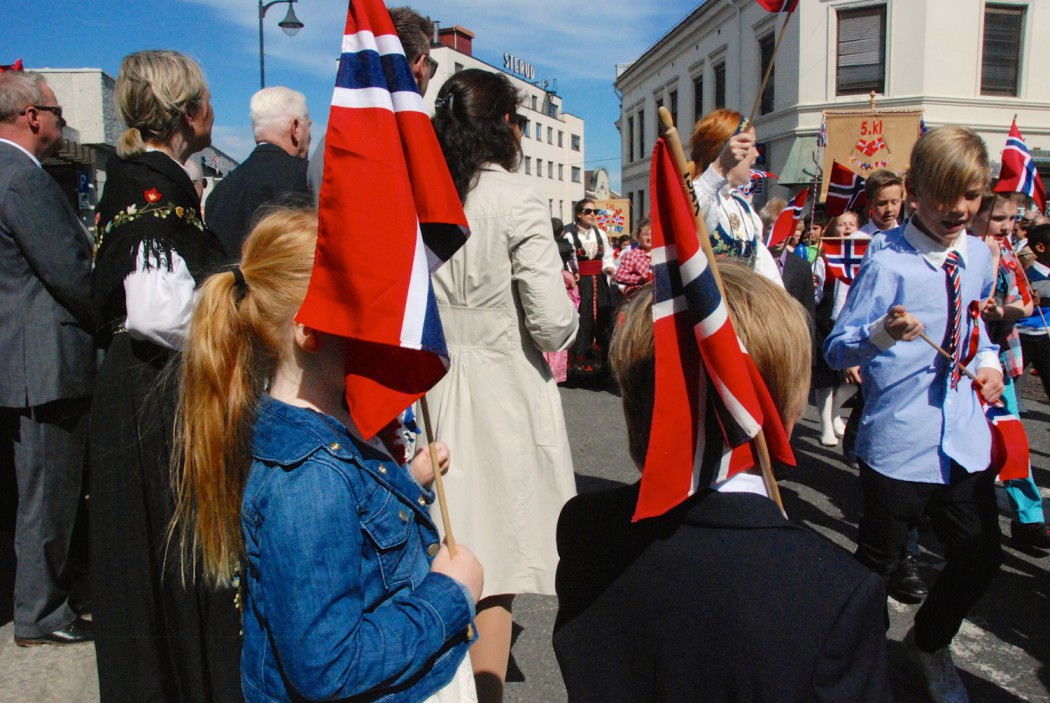 Norwegen Reisetipps Nationalfeiertag