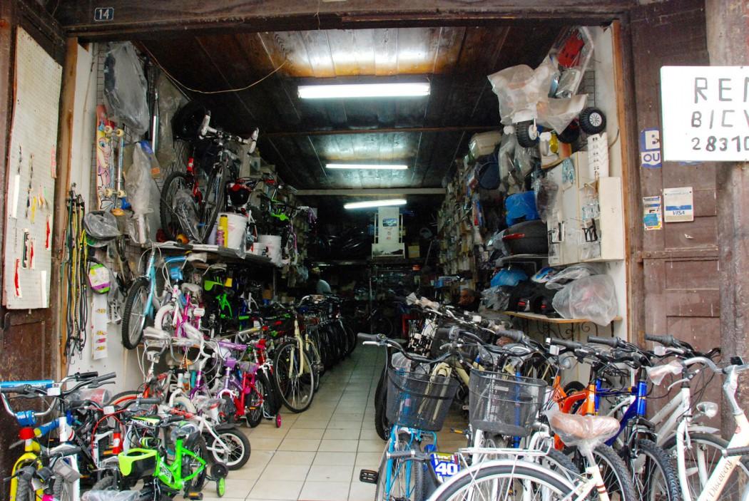 Mit dem Auto unterwegs auf Kreta Fahrradverleihin Rethymno