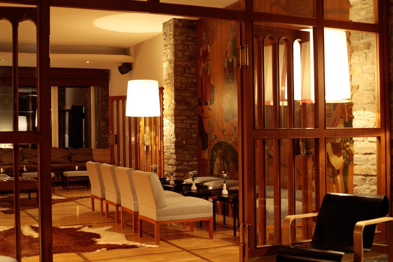 Bar Hotel Miramonte lässiges Designhotel Bad Gastein