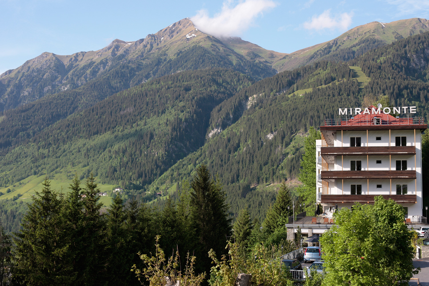 Lässiges Designhotel in Bad Gastein