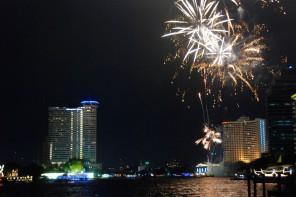 unvergessliche Zeit im Shangri-la Hotel in Bangkok