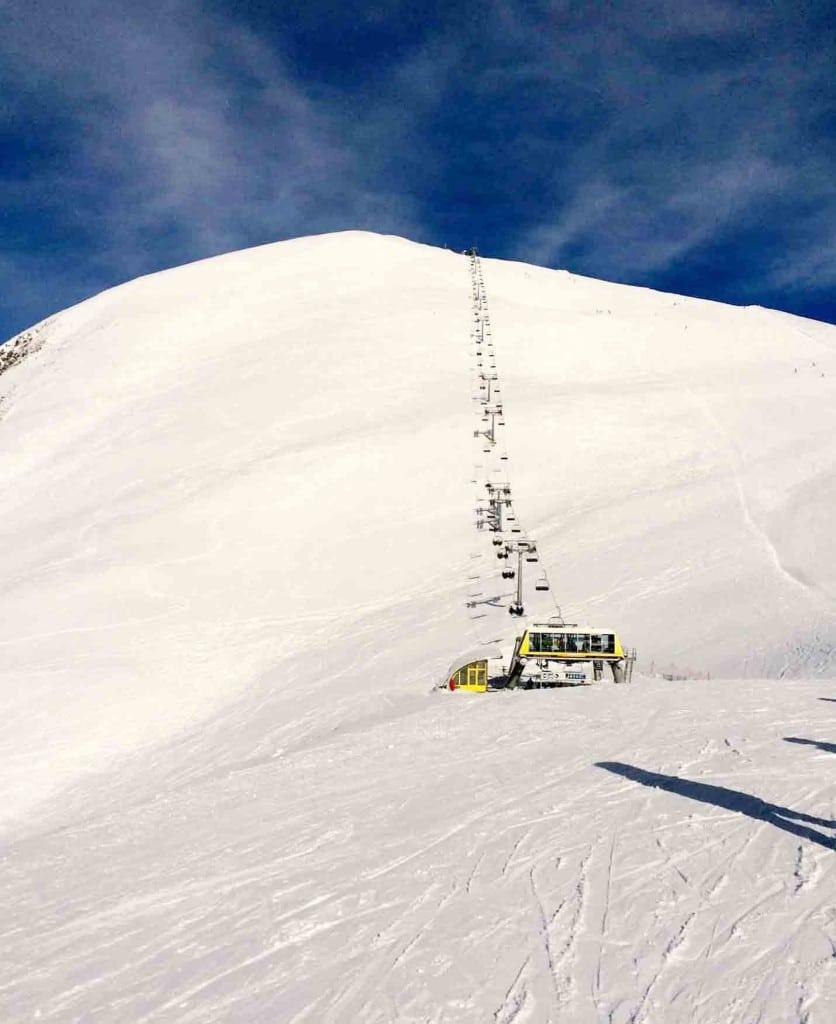 Skiurlaub mit Kindern in Südtirol Skigebiet Gitschberg Jochtal