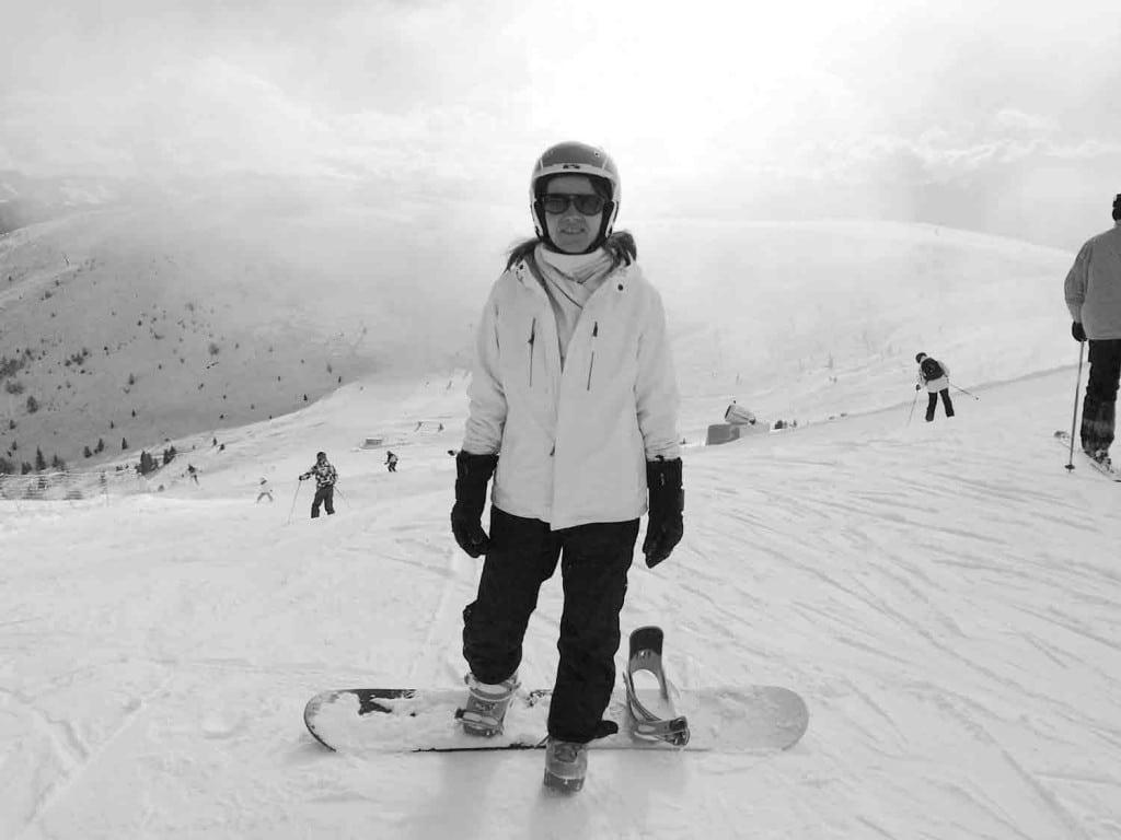 Snowboard Skigebiet Gitschberg Jochtal