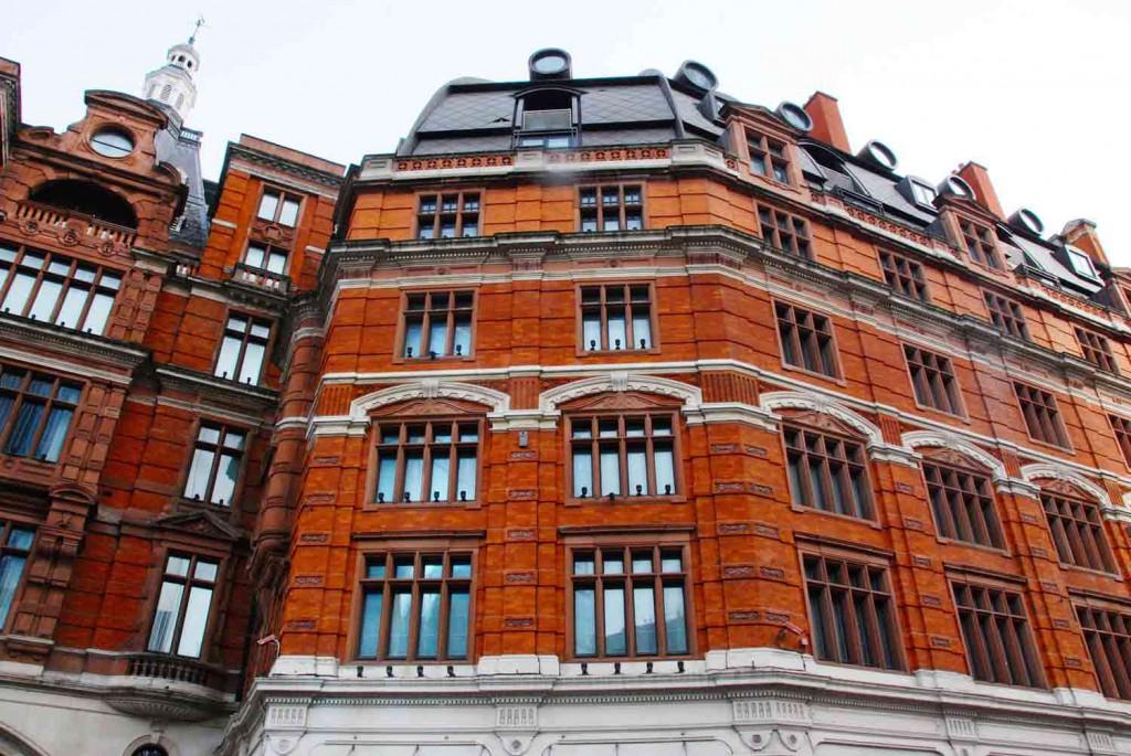Historische-Fassade-Andaz-Liverpoolstreet-London