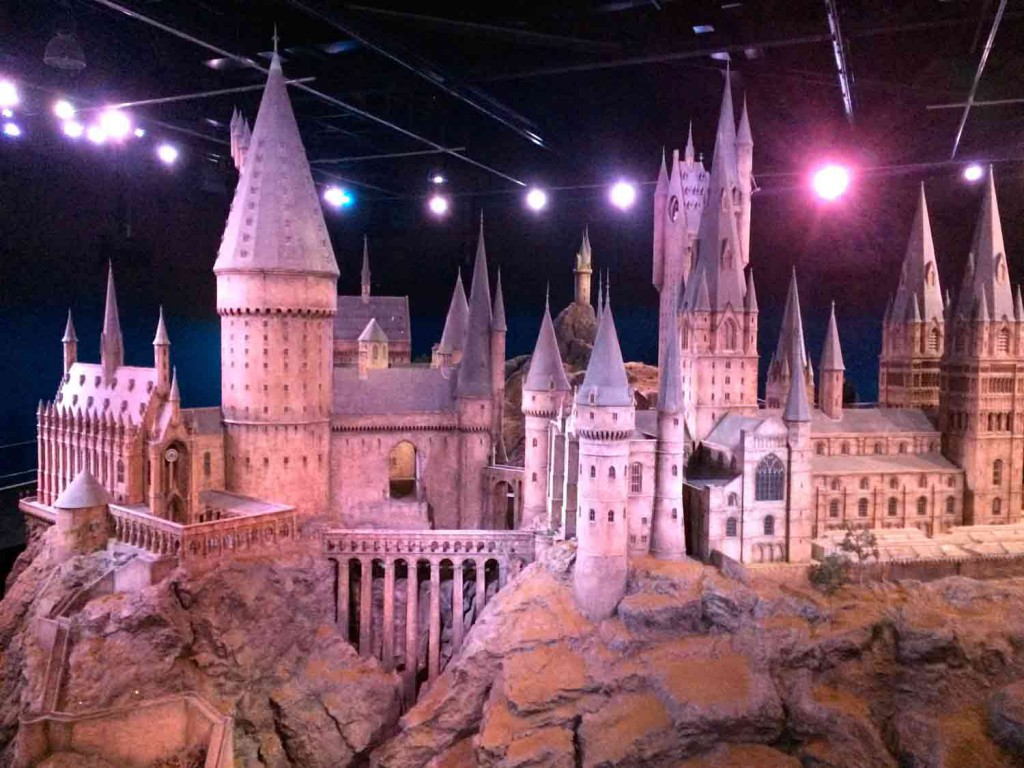 Hogwarts Warner Bros Studio Tour London