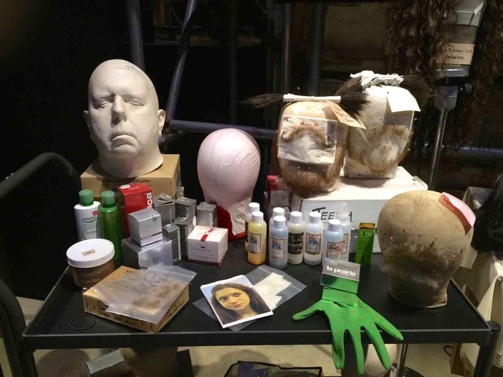Maske Harry potter Warner Bros Studio Tour London