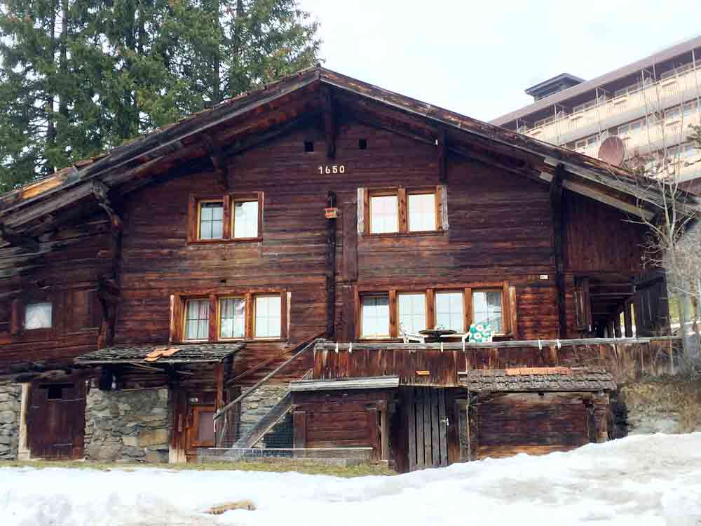 Schweiz. Ausflug zum Jungfraujoch