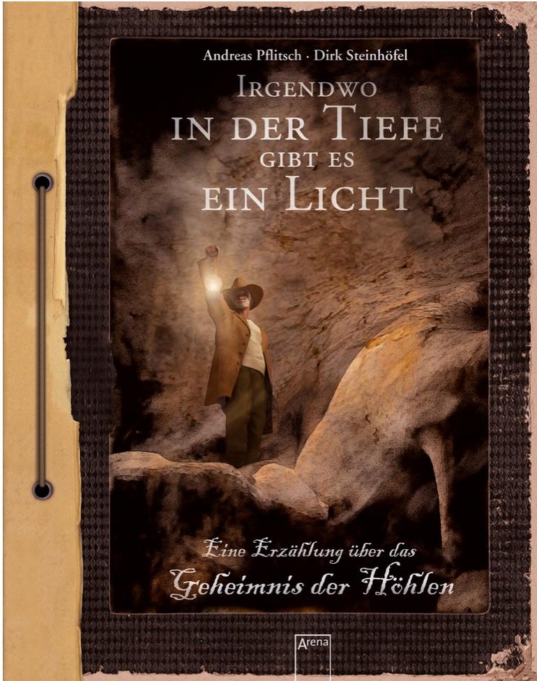 Spannendes Kinderbuch für Höhlenfans
