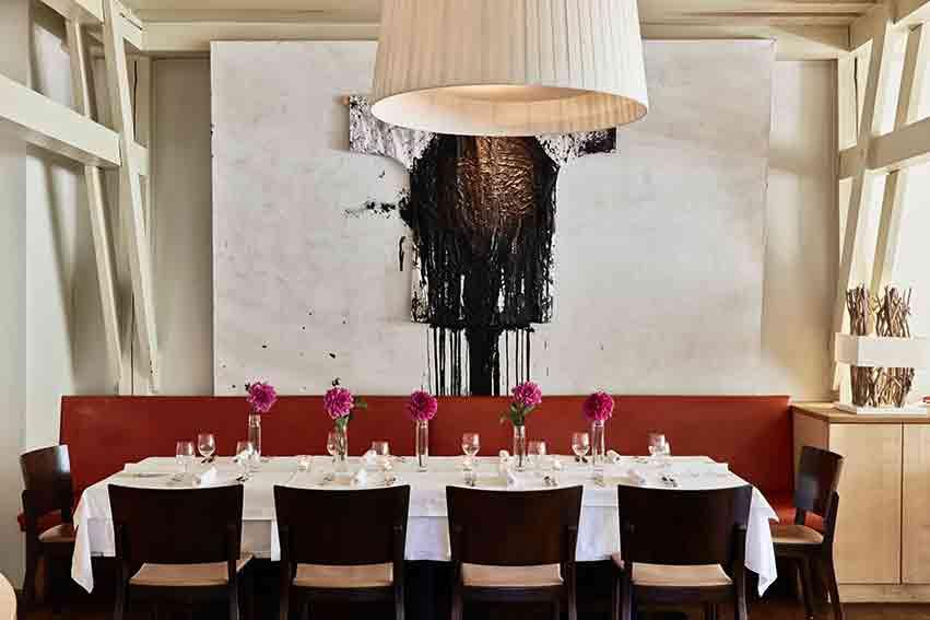 Der Seehof in Goldegg Restaurant