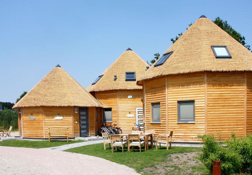 Ferienhaus Ostsee Familie kailua Lodge