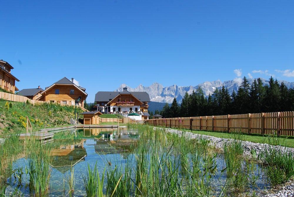 Almdorf_Reiteralm_Naturschwimmteich
