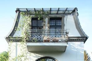 Kleine Villa mit Seeblick in Buckow
