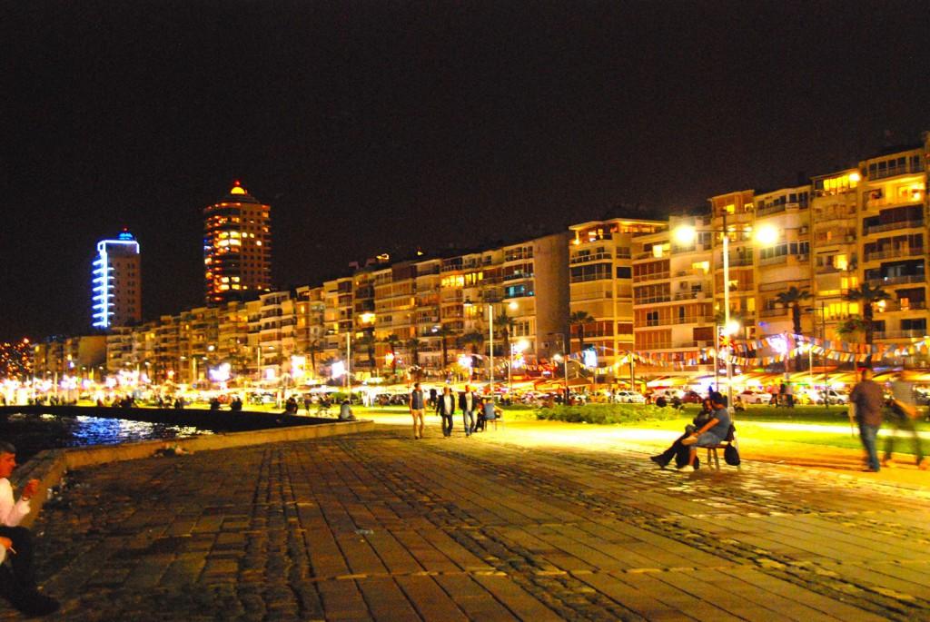 Hafenpromenade Izmir