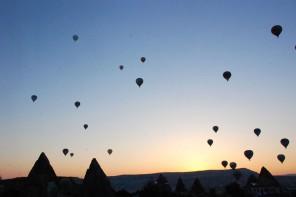 Unvergessliche Ballonfahrt in Kapadokien