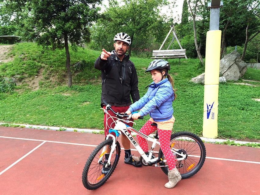 MTB Bike Training am Gardasee