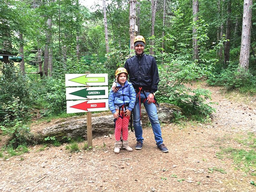 Erfolgreich Klettern mit Kind am Gardasee