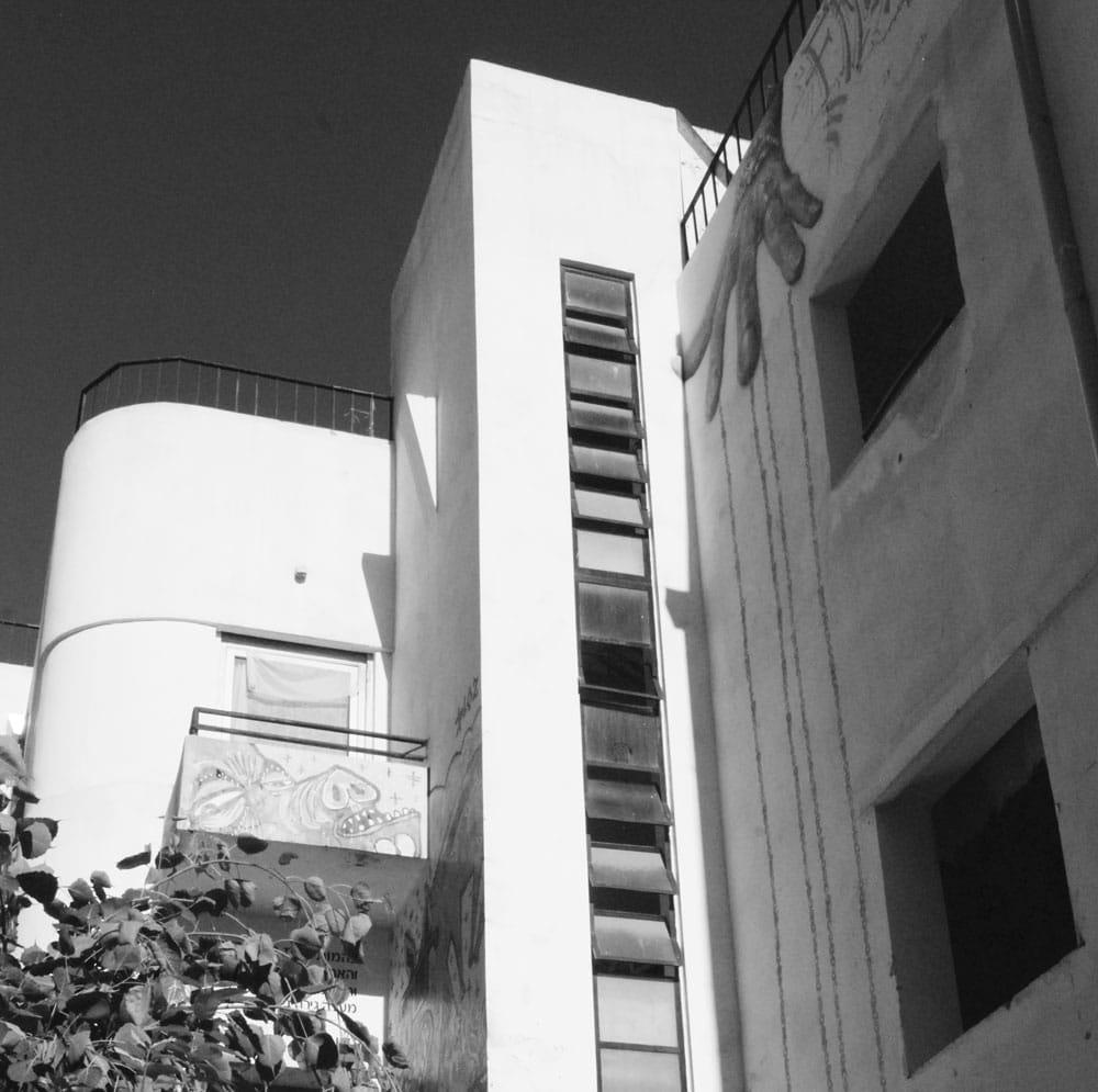 spannende Rundreise durch Israel ©looping-magazin Tel Aviv Rotschild Boulevard Bauhaus Architektur