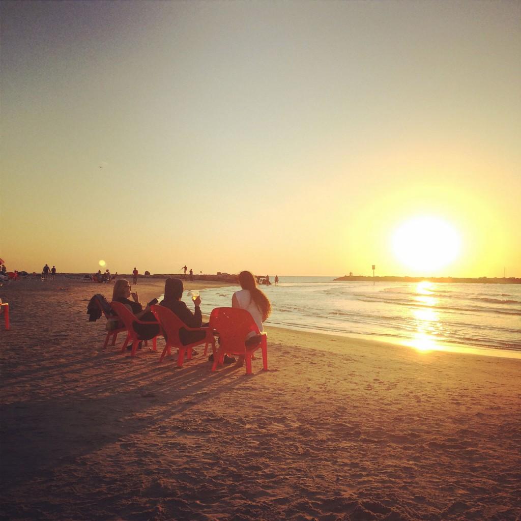 tel Aviv Strand