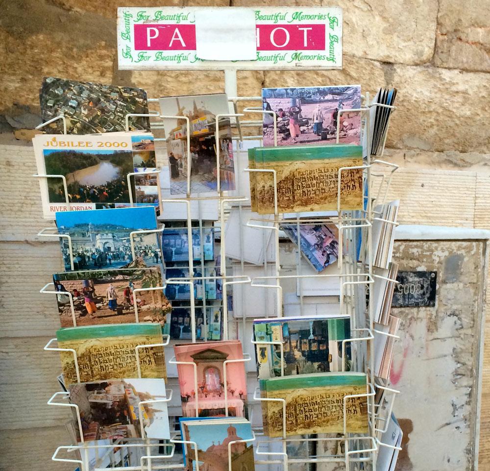 spannende Rundreise durch Israel ©looping-magazin Souvenier aus Kanaan