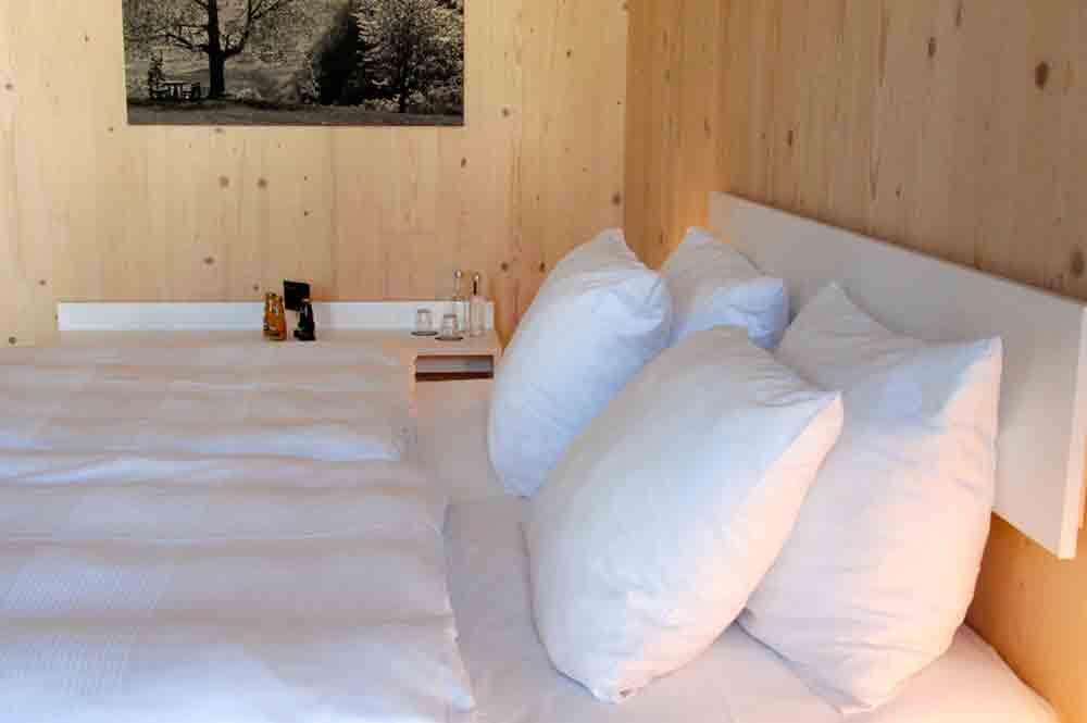 Doppelzimmer-Bader-Hotel