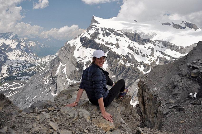 Looping-Gletscher-Genferseengebiet