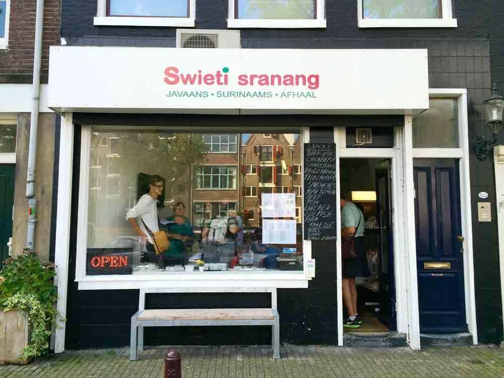 Foodtour durch Amsterdam surinaam