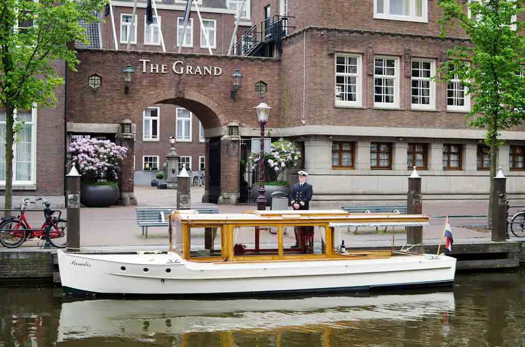 Unvergessliche Reise nach Amsterdam ins Sofitel Legend The Grand Amsterdam