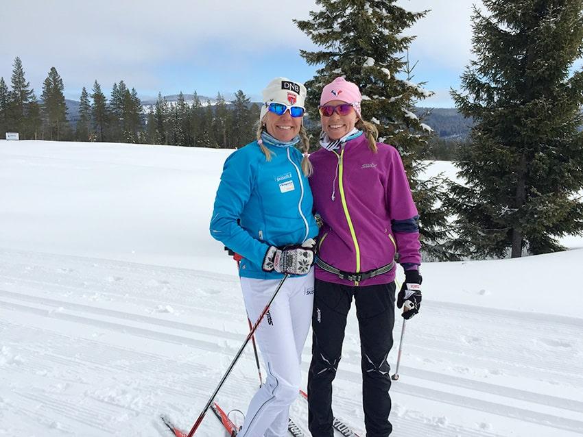 Looping-Trysil-Ski-Anita-Moen-Mama-Tochter
